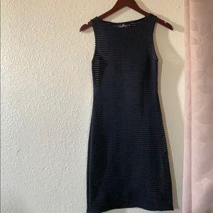 JS Collection Black Dress